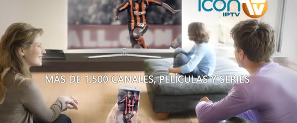 Icono Sistemas lanza al mercado su nuevo servicio Icono IP-TV